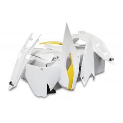 KIT PLASTICOS HUSQVARNA TC-125  TC-250  FC-250 FC-350 FC-450 (AÑO 2015)